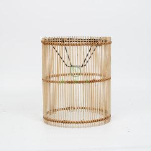 Japandi bamboo lampshade & table lamp Vietnam manufacturer & wholesaler