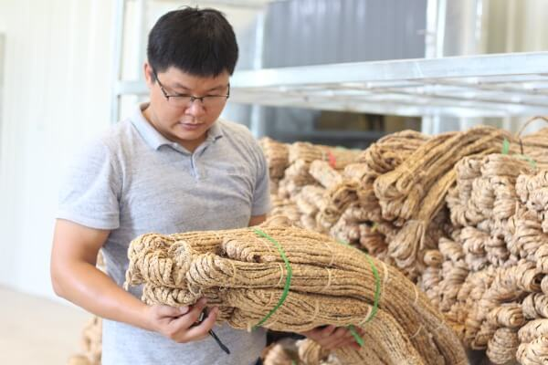 natural materials for storage baskets wholesale