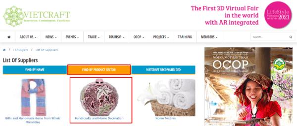 vietnam handicraft exporter association
