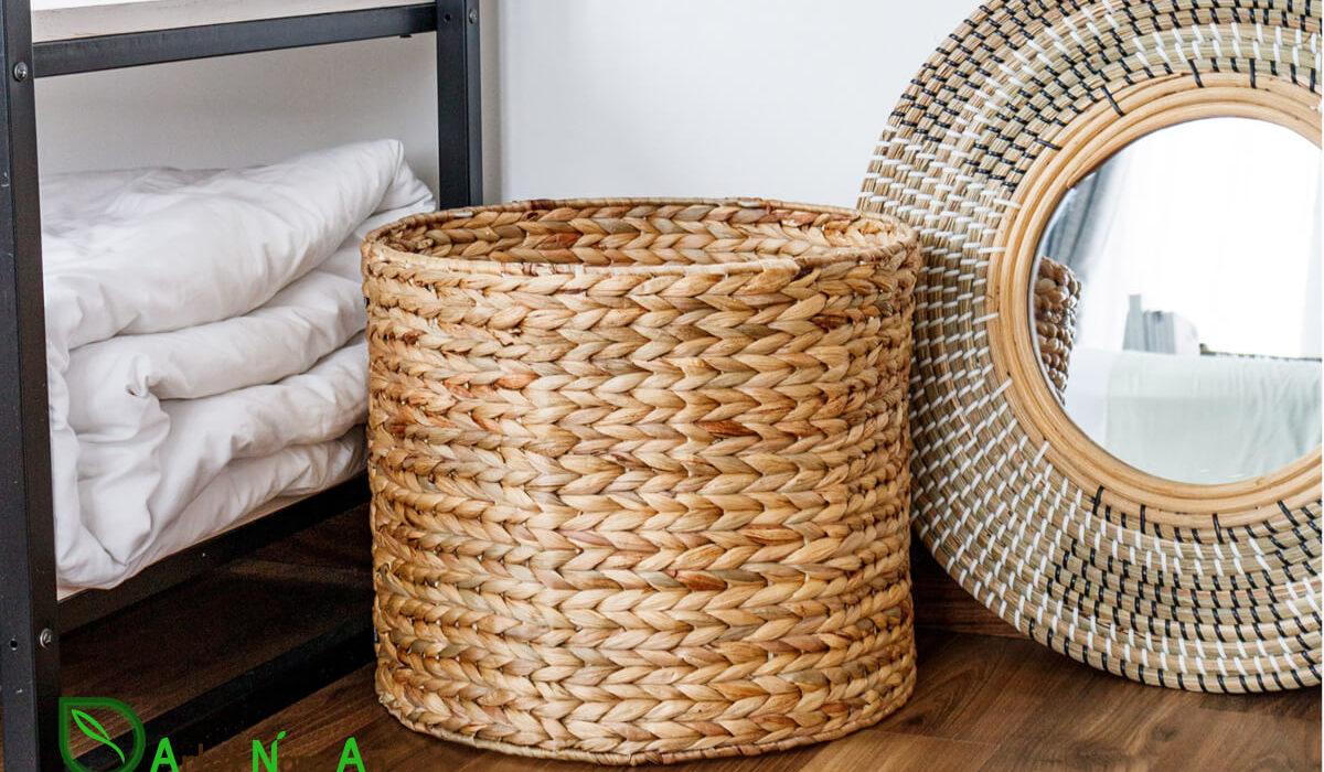how to preserve wicker baskets